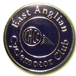 EACC 38mm blue badge